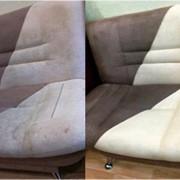 Химчистка дивана фото