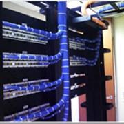 Проектирование, поставку, монтаж, ввод в эксплуатацию и обслуживание локальных и распределенных систем связи и передачи данных. фото