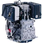Двигатель Hatz одноцилиндровый 1D81 фото