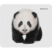 Коврик для мыши Defender - Wild Animals тонкий, картинки с изображением диких животных фото