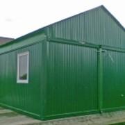 Мобильный дом - m05 (6х4,9 м) фото