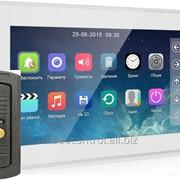 "Комплект домофона Qualvision QV-IDS4A09 - экран 10"" фото"