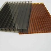 Сотовий полікарбонат / сотовый поликарбонат 6 мм фото
