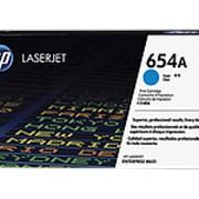 HP 654A (CF331A) Картридж фото