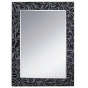 Зеркало Frap F683 черная рамка /10/ фото