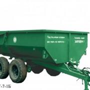 Полуприцеп самосвальный тракторный ПСТ-7-1Б фото
