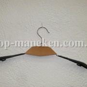 Плечики для верхней одежды Вешалка силикон фото