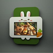 Noname Настенный интерактивный логопедический комплекс Зайчонок фото