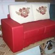 Новые чехлы на старую мебель. фото