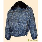 Куртка зимняя Снег-М (Барс оригинал) Цифра МВД оксфорд фото