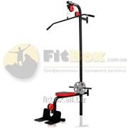 Блоковый тренажер на свободных весах Marbo-Sport, art: MH-W102 фото
