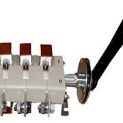 Выключатель-разъединитель ВР32 (перекидной рубильник) с камерой 250А фото