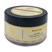 Антивозрастной крем для лица с маслом кокума (anti age cream) Khadi | Кади 50г фото