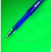 "Ручка гелевая ""Winning"" ""Пёрышко"" синяя 0,5мм арт.573-12BL фото"