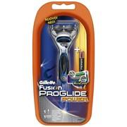 Бритвенный станок Gillette Fusion Proglide Power + 1 кассета фото