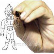 Рисованное видео (Дудл видео), скрабл VideoScribe фото