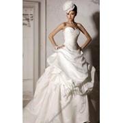 Платье свадебное модель 1107 Коллекция 2011 фото
