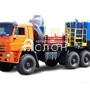 Многофункциональная насосная установка СИН35.53 на шасси МАЗ / КАМАЗ фото