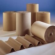 Резки картона и бумаги обёрточной фото