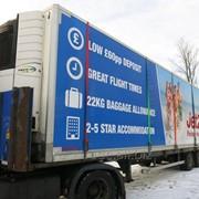 Фургон изотермический Montracon с установкой Carrier Vector 1850 mt фото