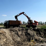Копаем котлованы, траншеи, выгребные ямы в Харькове фото