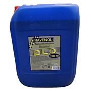 Масло моторное Diesel-Leichtlaufoel DLO 10W40, 1 л фото