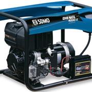 Портативная электростанция SDMO Diesel 4000E фото