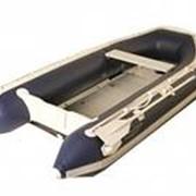 """Надувная лодка из ПВХ """"Омакс"""" синяя 290АL фото"""