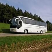 Автобусные рейсы Донецк-Белгород-Курск-Орёл фото