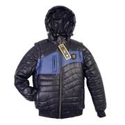 """Демисезонная куртка на мальчика """"Волна"""" фото"""
