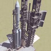 Запуск космических аппаратов российской ракетой-носителем «Ангара» фото