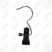 Крючек-прищепка (крючок изогнутый) для галстуков, WL512/A021 фото