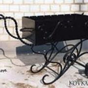 Мангал кованый МК 32 фото