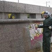 Очистка памятников и фасадов зданий фото