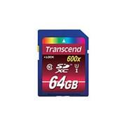 Карта памяти SD 64GB Class 10 U1 Transcend TS64GSDXC10U1 фото