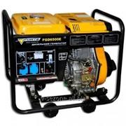 Электрогенератор дизельный Forte FGD6500EW фото