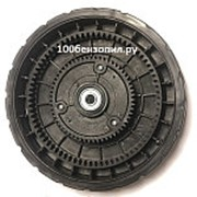 Колесо для газонокосилок (диаметр 250 мм) с подшипниками под 12 вал фото