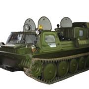 Гусеничный снегоболотоход ГАЗ-34039-23 (-22) с изолированным грузовым отсеком фото