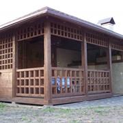 Садовая архитектура фото