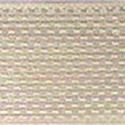 Погоны ВДВ белые без просветов (основа: КАРТОН) фото