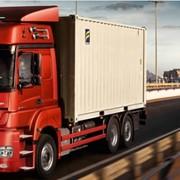 Автомобиль грузовой Mercedes-Benz Axor фото