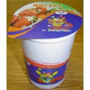 Йогурт клубника Вильюша фото