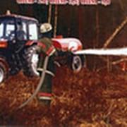 Полуприцеп специальный тракторный для пожаротушения фото