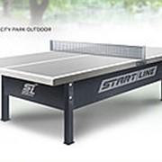 Сверхпрочный роспитспорт антивандальный стол для игры на открытых площадках City Park Outdoor фото