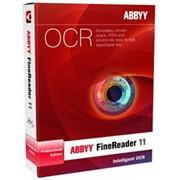 Программа для распознавания текста ABBYY FineReader 11 Professional Edition фото