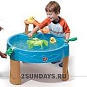 Step 2 Весёлые утята столик для игр с водой арт. 842700 фото
