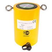 Домкрат гидравлический низкий TOR HHYG -1001,100т фото