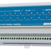 Модуль дискретного ввода/вывода МДВВ-К фото