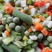 Смесь «Калейдоскоп » из быстрозамороженных овощей фото