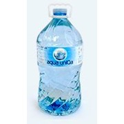 Вода бутилированная aqua unIQa Cristalina 6L фото